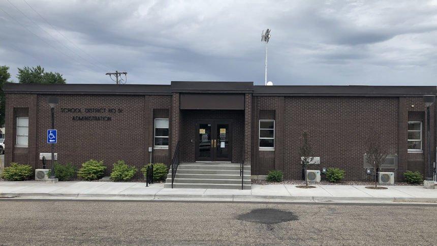 Idaho Falls School District 91 building
