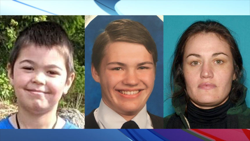 Update Amber Alert Activated For 2 Children Believed To Be In Imminent Danger Local News 8