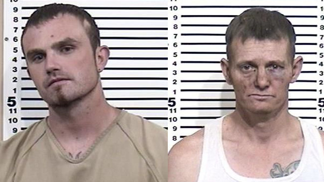Levi Johnson and Dustin L. Hensley