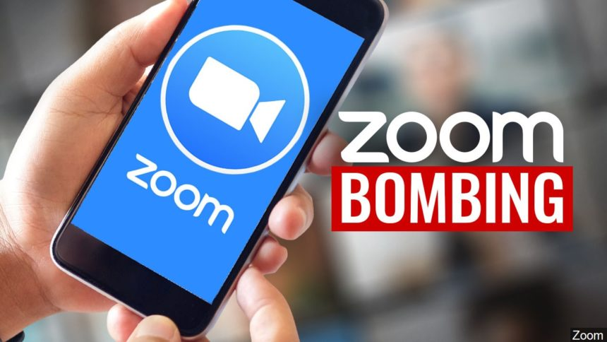 Zoom bombing logo_ Zoom