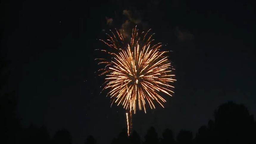 Ammon fireworkes