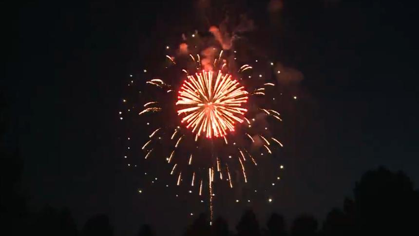 Ammon fireworks 2