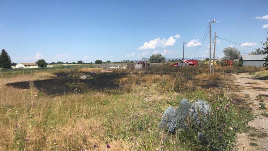 Bonn County Grass fire IFFD2