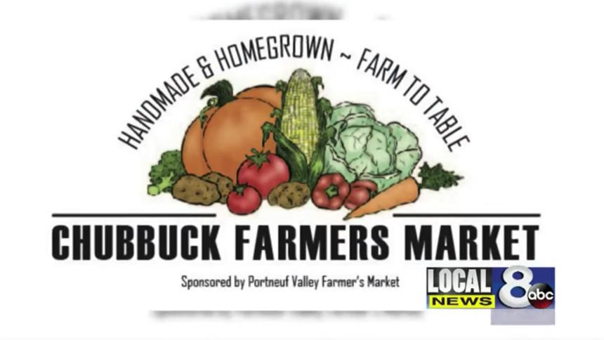 Chubbuck Famer's Market logo