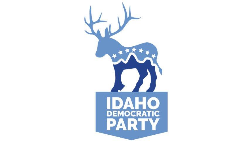 Idaho Democratic Party IDP DONKELOPE