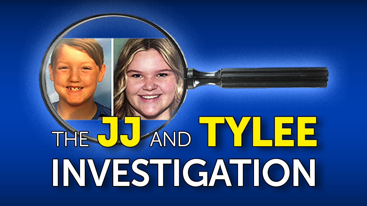 JJ and Tylee Investigation Promo Box