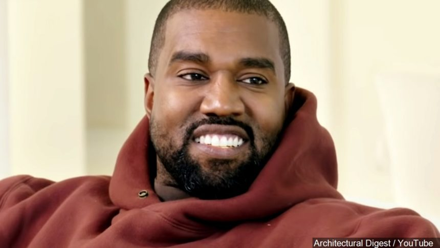 Kanye West - Rapper, singer, logo Architectural Digest : YouTube