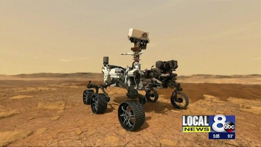 Mars rover Linda story