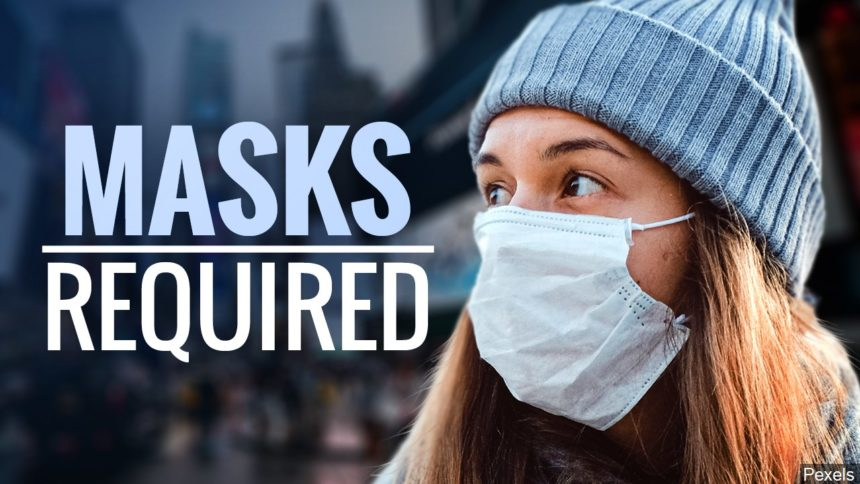 Masks required logo_Pexels