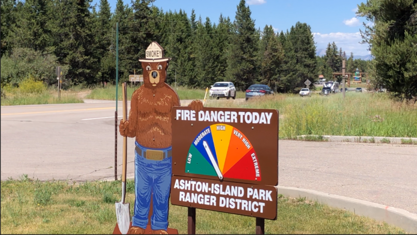 More outdoor fun could lead to more wildfires