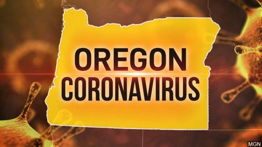 Oregon Coronavirus logo