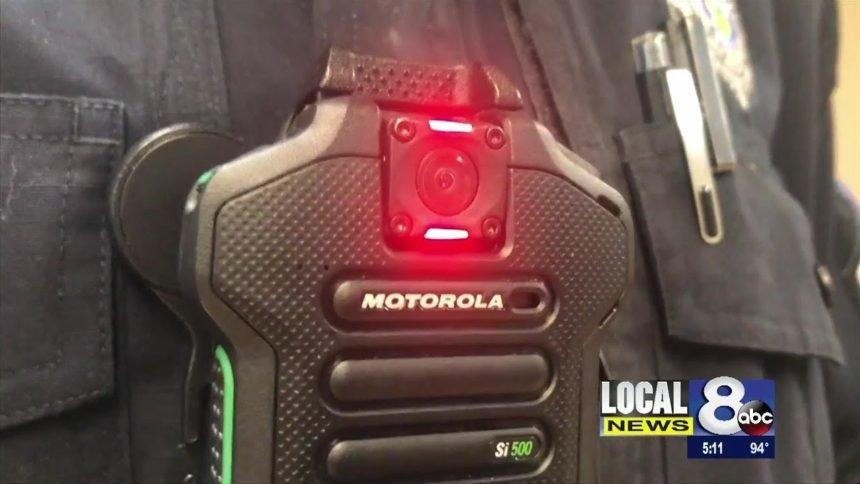 Pocatello Police body cam
