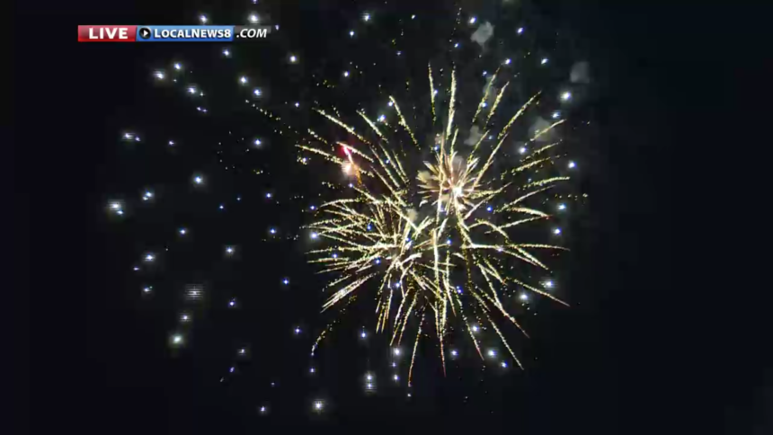 Rexburg Fireworks 2020East Idaho Liberty Celebration firework10