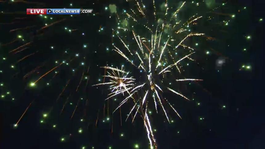 Rexburg Fireworks 2020East Idaho Liberty Celebration firework13