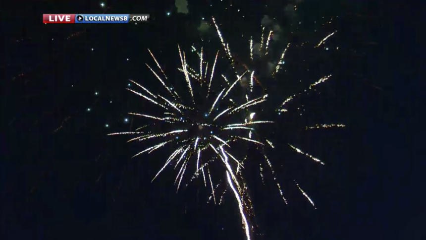 Rexburg Fireworks 2020East Idaho Liberty Celebration firework14