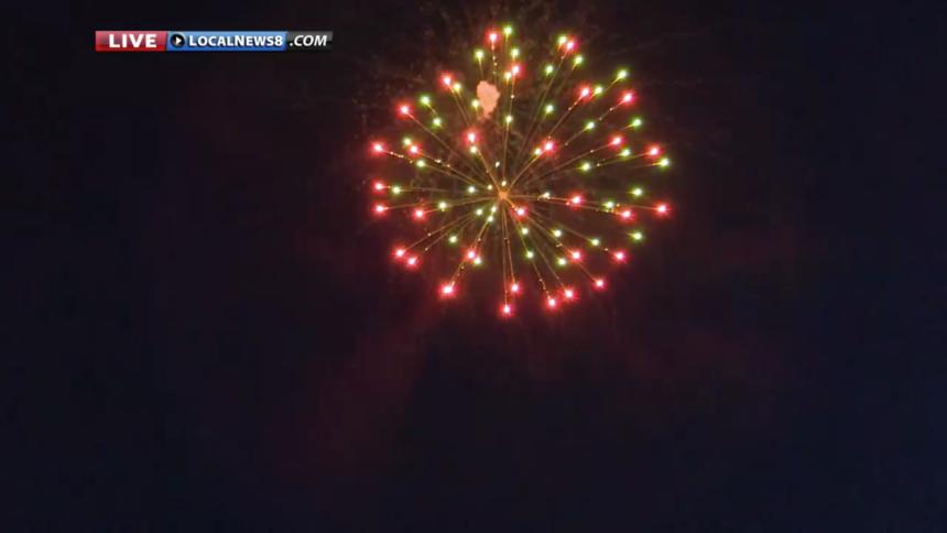 Rexburg Fireworks 2020East Idaho Liberty Celebration firework2