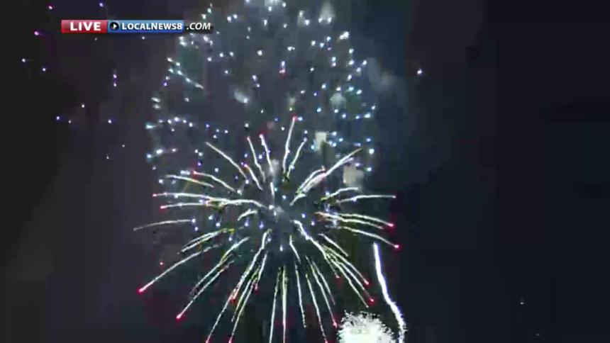 Rexburg Fireworks 2020East Idaho Liberty Celebration firework20