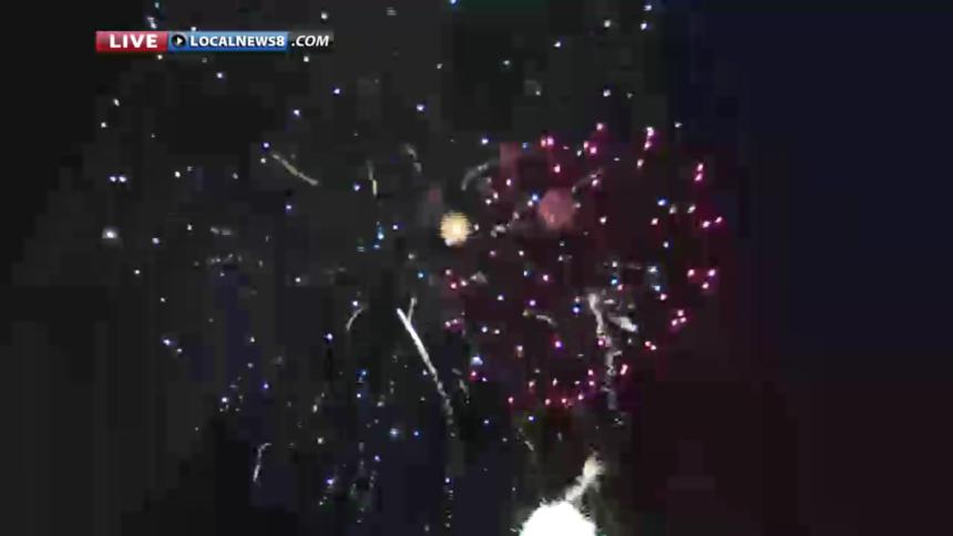 Rexburg Fireworks 2020East Idaho Liberty Celebration firework21