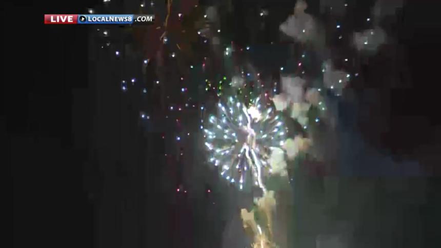 Rexburg Fireworks 2020East Idaho Liberty Celebration firework25
