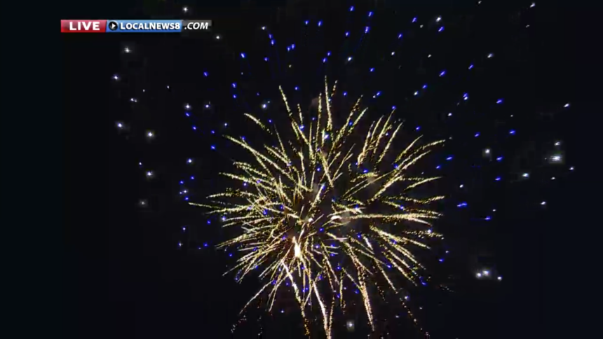 Rexburg Fireworks 2020East Idaho Liberty Celebration firework6