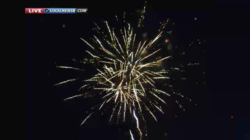 Rexburg Fireworks 2020East Idaho Liberty Celebration firework8