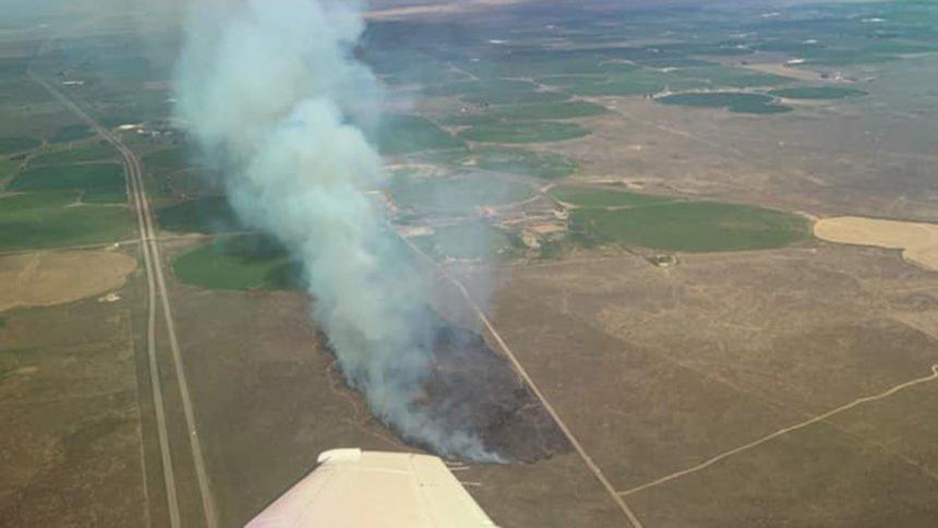 Sage Junction Fire image
