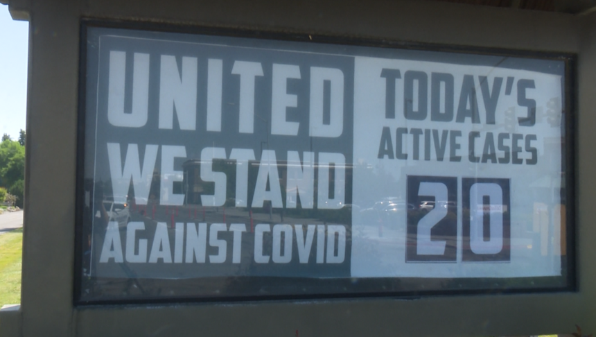 United We Stand Against COVID