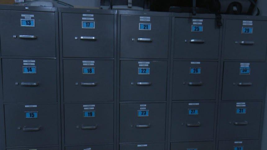 IFPD lockers