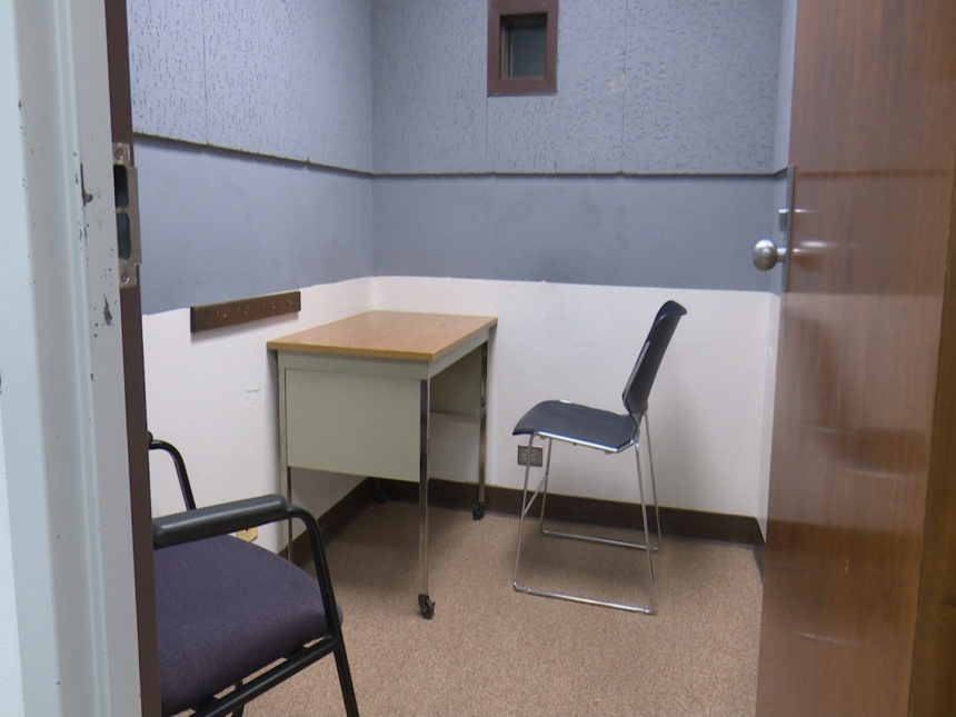 IFPD suspect room