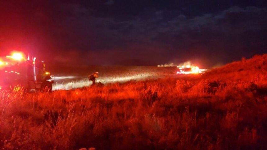 Fire danger rising in eastern Idaho