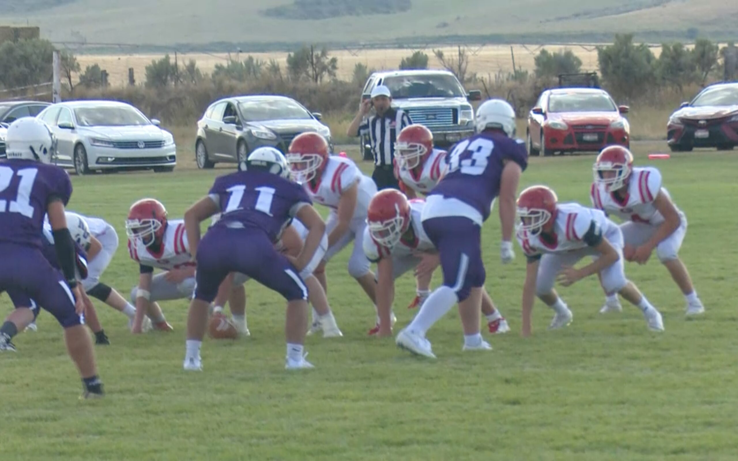 Grace takes on North Gem in Week 1