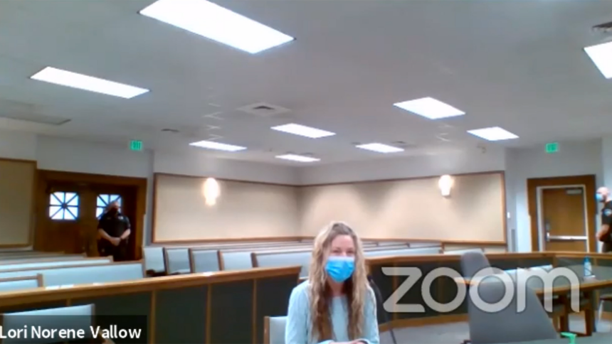 Lori Vallow Daybell waives preliminary hearing