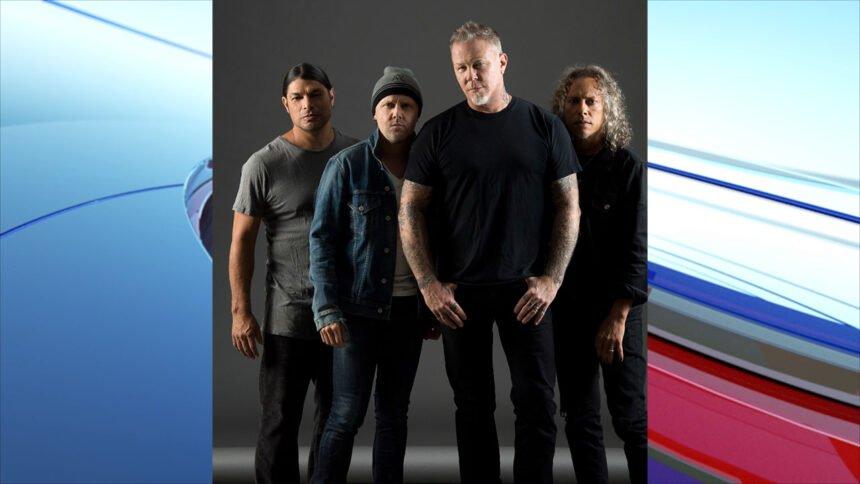 Metallica drive ins via Ross Halfin