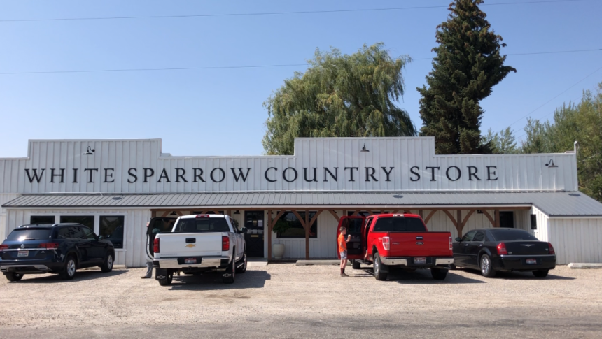 White Sparrow Country Store