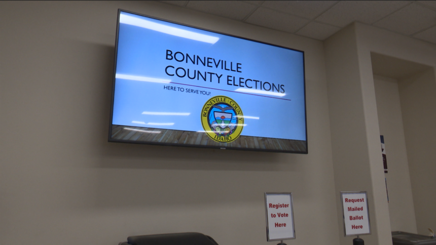 Bonneville County elections office have made changes for this years election