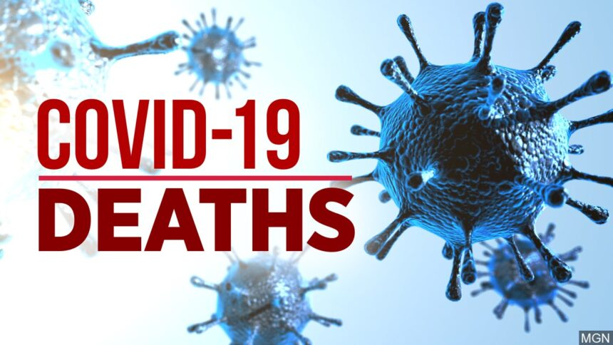 COVID-19 Deaths logo image MGN Image_09232
