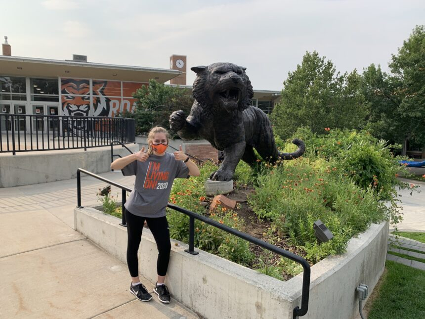 Emma Watts, author, is attending Idaho State University for the Fall 2020 semester