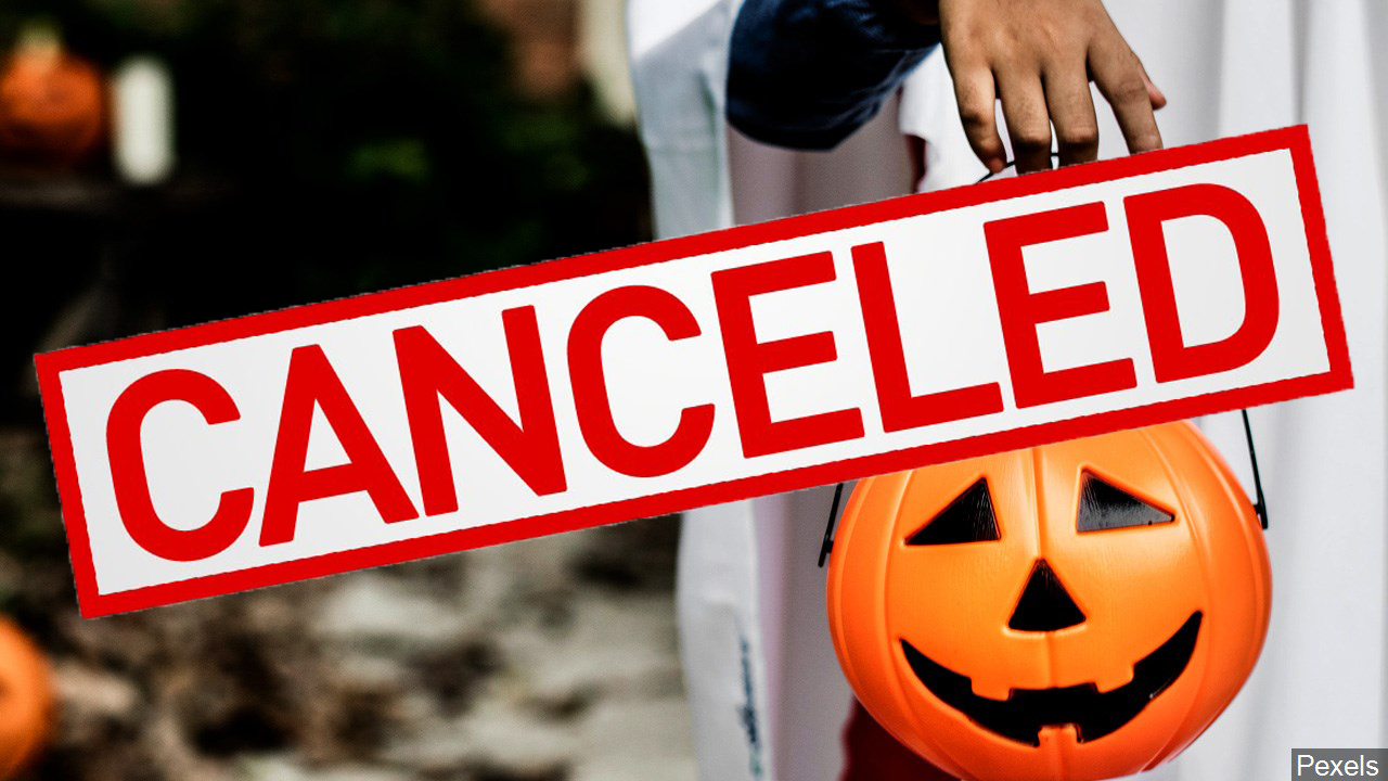 Halloween Trick Or Treat Times 2020 Chubbuck Chubbuck Police cancel 2020 Trunk or Treat event   Local News 8
