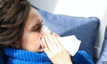 flu sneze