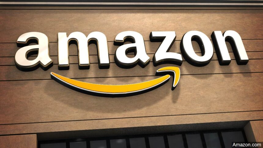 Amazon sign logo _Amazon.com
