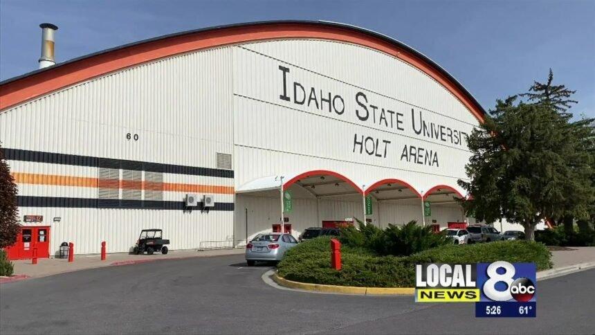 Holt Arena turns 50