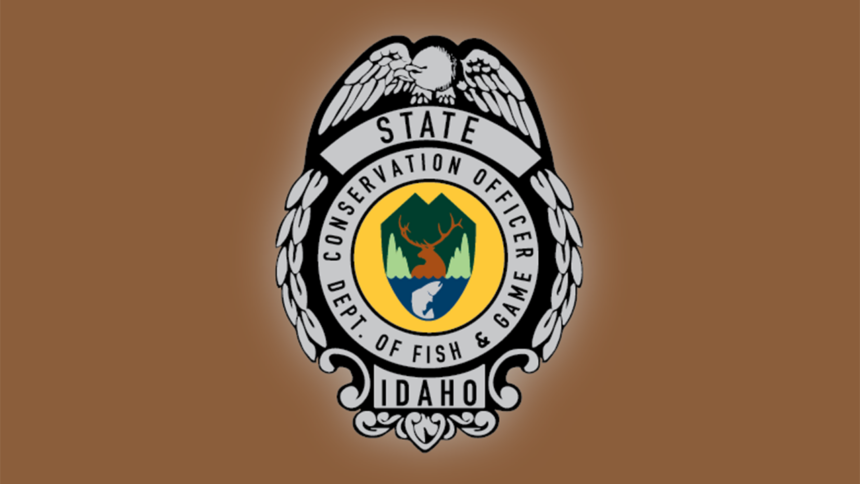 Idaho Department of Fish and Game Report poachers