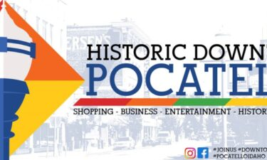 New logo for Historic Downtown Pocatello