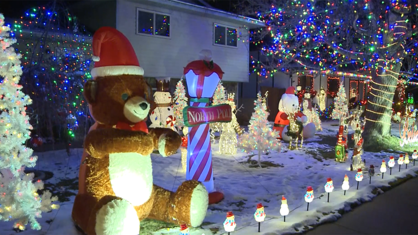 Christmas Lights Contest Orange County 2020 2020 Chubbuck Holiday Decorating Contest announced   Local News 8