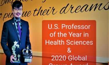 Idaho State University professor Henry Oh wins 2020 U.S. Professor of the Year award in Health Sciences