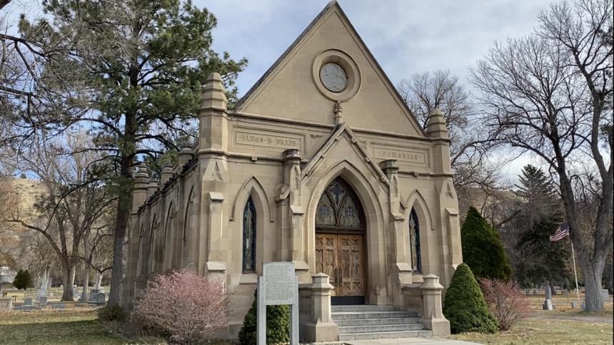 Historic Brady Chapel Pocatello