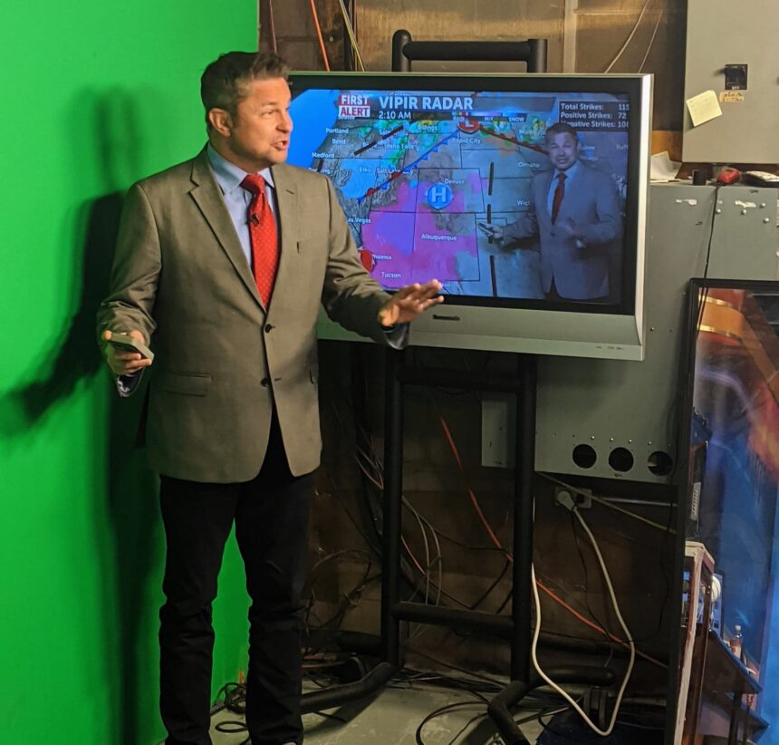 Jeff starts your day with most accurate and easy-to-watch and understand forecast
