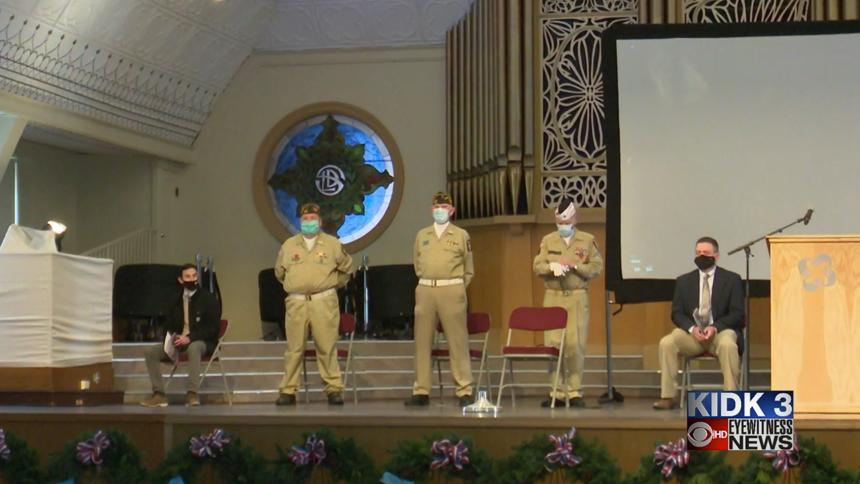 Madison County hosts Veterans Day Ceremony