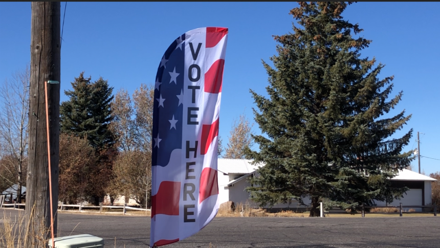 Madison County keeps voter poles busy