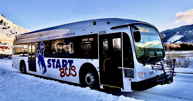 START ELECTRIC BUS